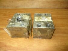Inserta Icft A 6232 N003 Hydraulic Check Valve Flange Type New 3psi Code 62 2