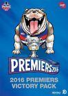 AFL - 2016 Premiers Victory Pack (DVD, 2016, 4-Disc Set)