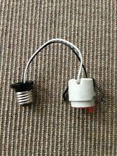 MEDIUM E26 LIGHT BULB SOCKET ADAPTER EXTENDER FOR RECESSED CAN LIGHT