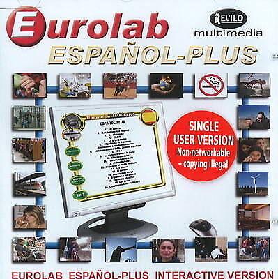 Eurolab Espanol-Plus: Espanol-Plus Interactive Version, , New Book