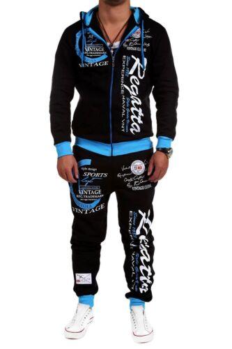 Herren Sportanzug Trainingsanzug Jogginganzug Jogging Hose Jacke Fitness M-3XL