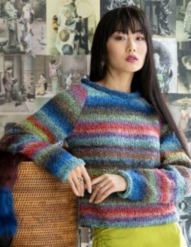 :Magazine #17: patterns! Fall-Winter 2020-21 New 30 Noro