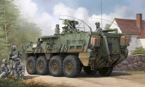 M1135 Stryker NBC RV 1 35 Plastic Model Kit TRUMPETER