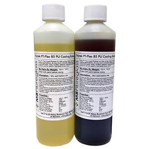 Polytek-Poly-PT-Flex-85-Fast-Cure-A85-Polyurethane-Casting-Rubber-1kg-PTFlex