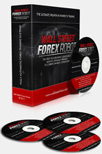 Trading Forex WallStreet V4.6 Forex Robot  - EA
