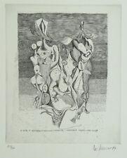 Zimmermann, Mac (1912-1995) - Radierung Surrealistische Körper 1969  150/200