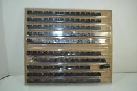 Amp Tyco Universal Latch Header Connector Assembly Lot Of 70 Model 102159-3