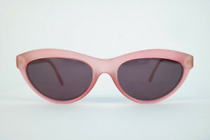 United Colors Of Benetton U.c.b 18 Rosa Oval Sonnenbrille 62-040 57