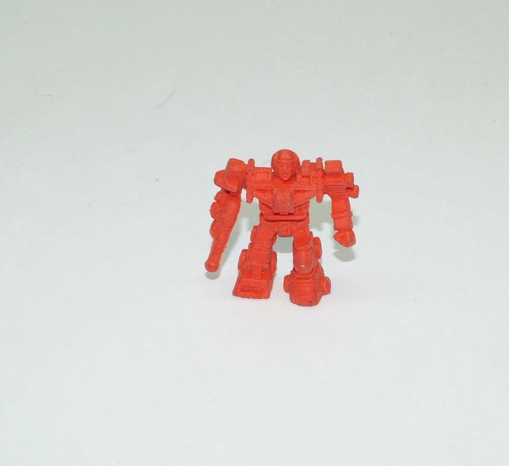 RARE Devastator Red Decoy Hasbro Vintage 1987 G1 Transformers Action Figure