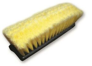 Professional-Car-Wash-Brush-Head-With-Water-Flow-Outdoor-Cleaning