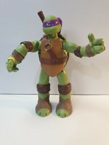 RARE-Donatello-Teenage-Mutant-Ninja-Turtles-Action-Figure-10-Playmates-Toy-2012