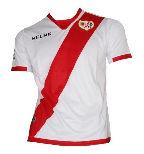 Rayo Vallecano Trikot 2017//18 Home Kelme
