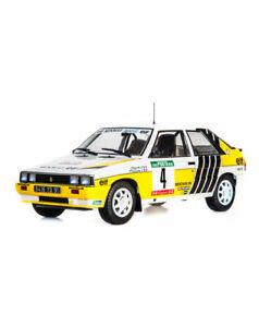 1-18-IXO-Renault-11-Turbo-Ragnotti-Rallye-Portugal-1987-Altaya-cochesaescala