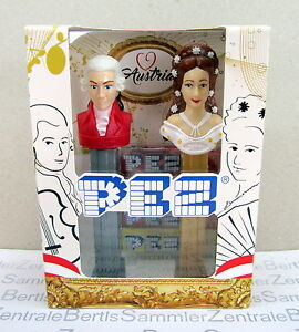 PEZ  Sissi and Mozart*SPECIAL EDITION *Loose