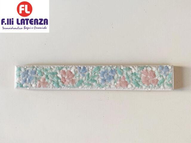 Leiste Griechisch Re 201 Spr 3x20 Uberzug Badezimmer Motiv Blumen Ebay