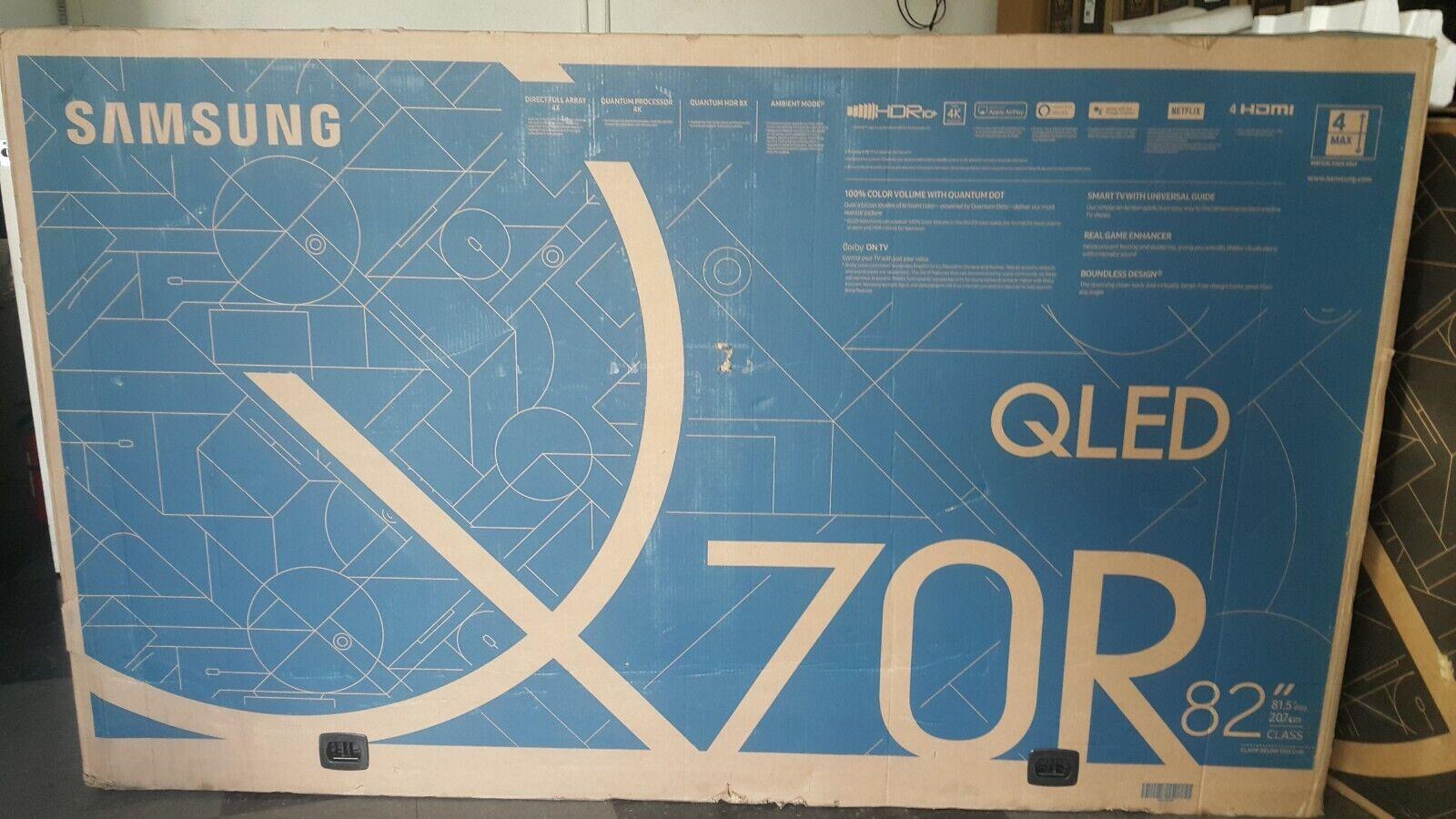 Samsung QN82Q70RA 82