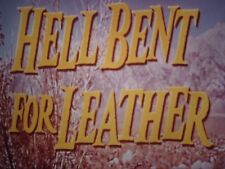 Hell Bent for Leather 1960 DVD Audie Murphy Felicia Farr Stephen McNally