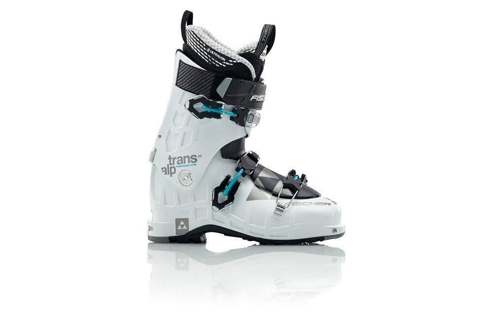 New Fischer Transalp Vacuum  Women's ski boots size 26.5 downhill alpine ladies  novelty items