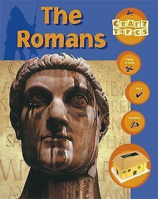 Nicola Baxter, The Romans (Craft Topics), Very Good Book