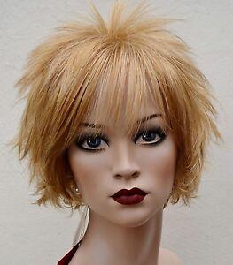 MONA-LISA-Peruecke-auch-fuer-Schaufensterpuppe-Haarteil-blond-30-cm-neu-m-E-D