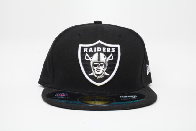 reputable site 5104f 172cc Oakland Raiders New Era 59fifty Derek Carr NFL Sz 7 1 8