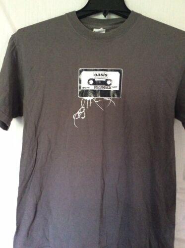 Oasis.  Shirt.   Gray.    M