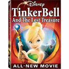 Tinker Bell and The Lost Treasure 0786936301335 With Fawn DVD Region 1