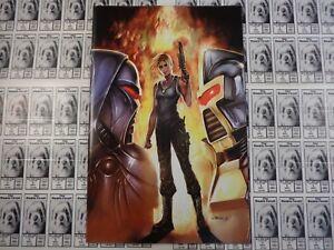Battlestar-Galactica-2006-Dynamite-4-Tyler-Kirkham-Virgin-Variant-CVR-NM