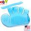 Resistant-Silicone-Rubber-Glove-Brush-Comb-Bath-Massage-Hair-Remover-Pet-Dog-Cat thumbnail 2