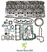 "Kumarbros Usa Bobcat 773 ""kubota V2203 complete Cyl Head & Full Gasket Set"