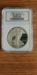 1988-S-PROOF-SILVER-AMERICAN-EAGLE-NGC-PF-69-ULTRA-CAMEO