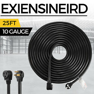 50Ft 230 Volt 50 Amp Heavy Duty 10//3 Welder Extension Cord for MIG TIG Plasma