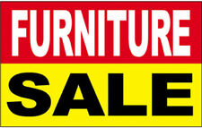 18x36 Inch Furniture Sale Vinyl Banner Sign New Ryb