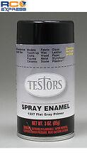 Testors  Spray Paint Primer Semi-Gloss 3 oz TES1237T