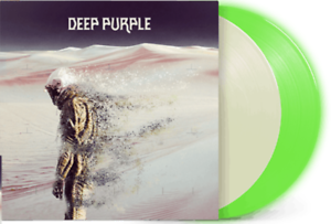 Deep Purple - Whoosh! Limited Edition Glow in the Dark 2 Vinyl LP NEU NEW