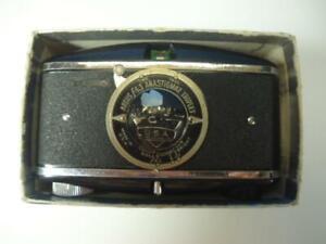1939 ARGUS MODEL M CAMERA w/ BOX & LENS CAP  - Free Shipping!