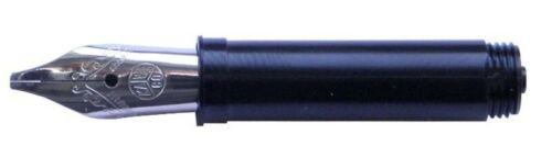 Ersatzfeder Kaweco silber Kalligrafiefeder 2.3mm