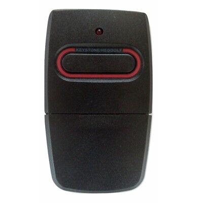 Heddolf Keystone M219-1KB 10 Code Switch Gate Remote 300MHz Multi-Code Compat