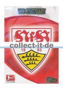 TOPPS-lega-federale-Chrome-14-15-231-VfB-Stoccarda