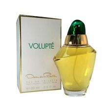 Volupte Oscar De Renta Women 3.3 3.4 oz 100 ml Eau De Toilette Spray Nib Sealed