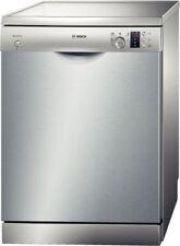 Bosch SMS25CI01E 60cm Stand-Geschirrspüler, unterbaufähig, Silber / Edelstahl, A