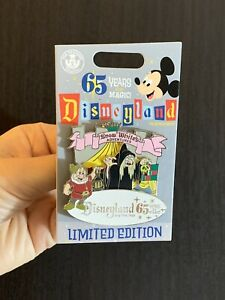 Disneyland-65th-Anniversary-65-Years-of-Magic-2020-Snow-White-Adventures-LE-Pin