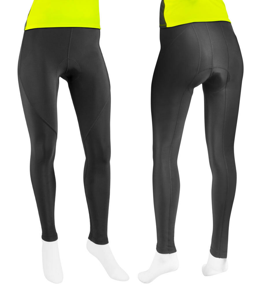 Women's Biking Pants Triumph Padded Cycling Bike Tights Made in the USA