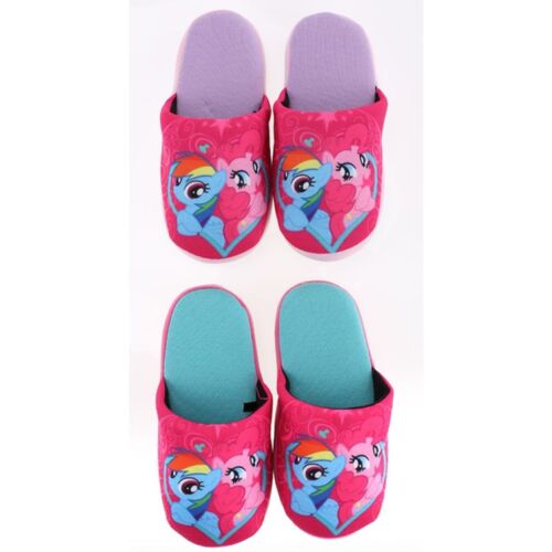 My Little Pony slipers Sizes 9-13  Kids New with tag Gift