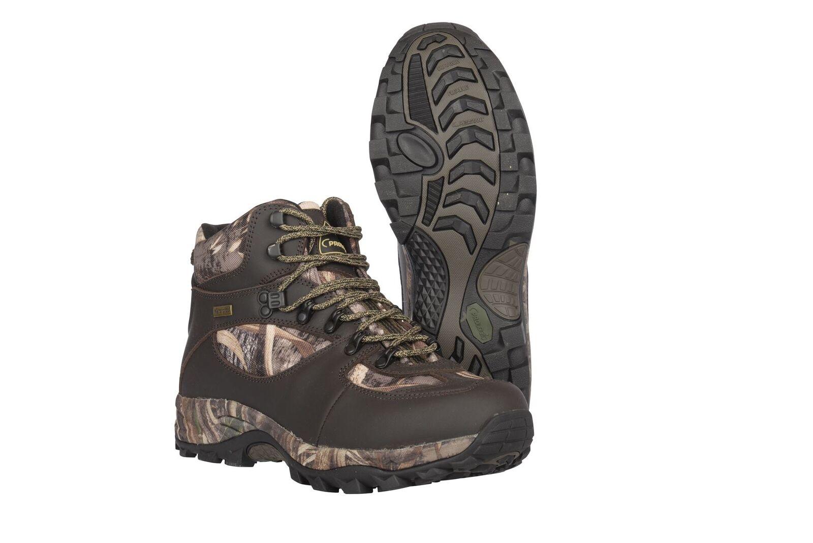 Prologic Max5 HP Polar Zone Boots Camo Waterproof Carp Hunting Fishing