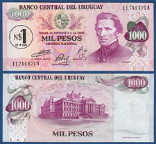 URUGUAY 1 Nuevo Peso (1975)  UNC  P. 56