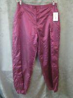 Vintage Oleg Cassini Sport Pink Pants Size Lp Active Wear Fully Lined