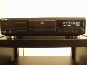 Sony-CDP-XE800-CD-Player-der-QS-Serie-Fernbedienung-Zub-12-Mon-Garantie