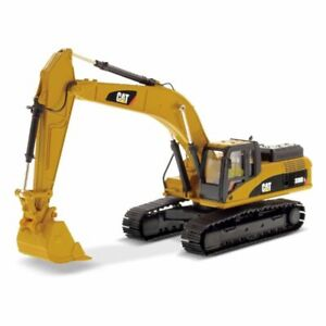 CAT-330D-L-Hydraulic-Excavator-in-Yellow-1-50-scale-by-Diecast-Masters-DM85199