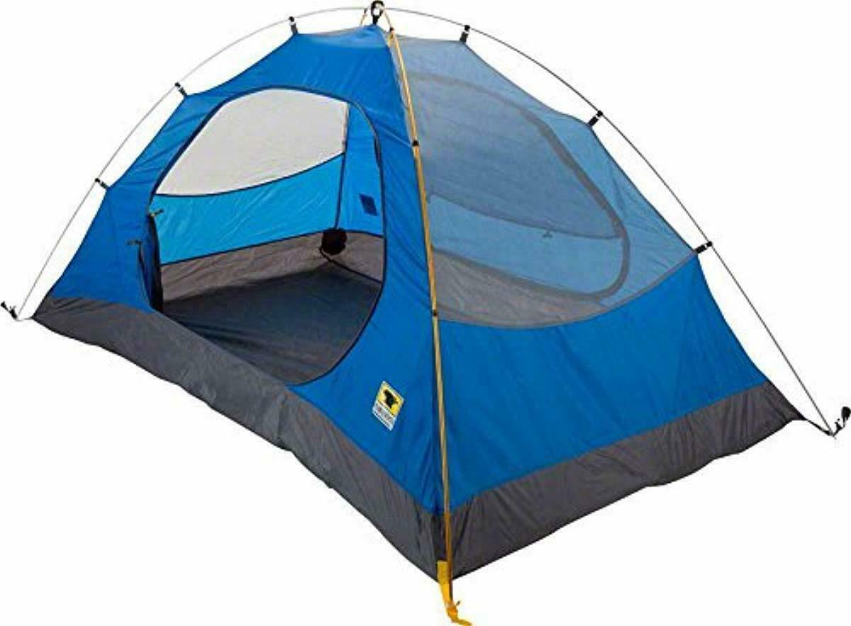 nuovo Mountainsmith Celestial Tent, 2 Person, 3 Season, coral blu,